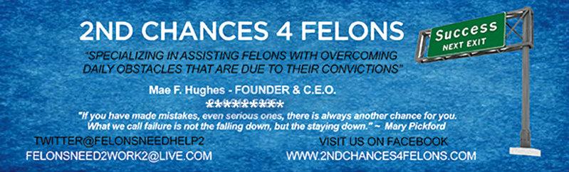 2nd chances 4 felons  2c4f