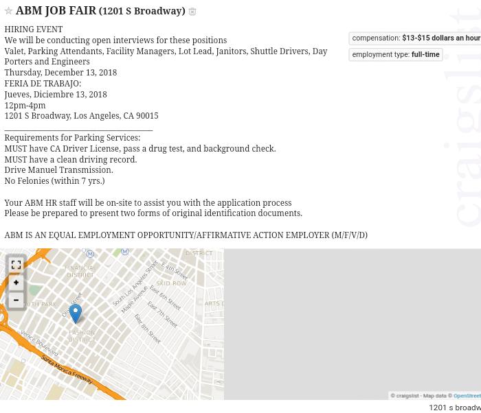 class b driver jobs inland empire